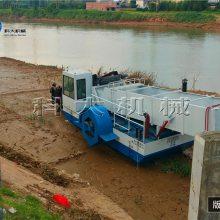 重庆园林局割草船采购 水葫芦收集船制造商
