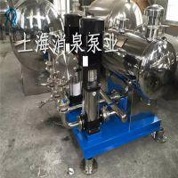 上海消泉提供无负压供水设备TYW54-43-4.0-3管道离心泵