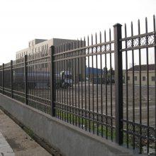 珠海工业区围栏成品现货 商业区防护栏定做 公园铁艺栅栏批发