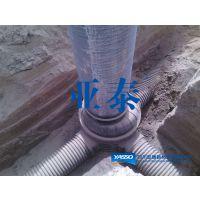 亚泰HDPE雨污水管网用塑料检查井1m