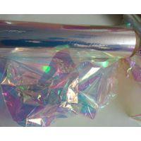 厂家直销 16um彩虹膜 糖果包装膜 七彩PET薄膜