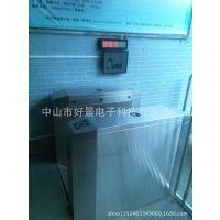 游泳馆刷卡验票闸机-刷卡照片比对翼闸-电子门票管理系统