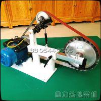 优良JLD10-5台式砂带机,专业电动砂带机生产制造厂家-金力达砂带机