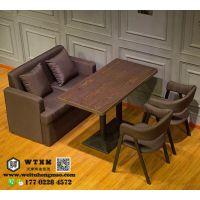 天津咖啡厅桌椅图片大全 咖啡厅装修效果图