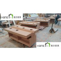 供应无锡自助餐厅HR09餐桌椅 实木桌椅订制