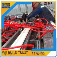 五洲机械PVC塑料石塑护角线条生产线