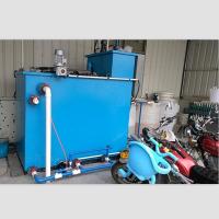 综合医院卫生诊所 乡村城镇一体化废水处理设备找晨兴制造