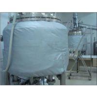 韵恒公司生产销售反应釜可拆卸保温套,可量身定制的三层定制的新型节能保温材料,拆卸方便,可重复使用。