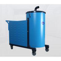 金洁纺织厂用大容量三相电动工业吸尘器JGY12030