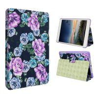深圳OEM皮具工厂订做带支撑苹果平板保护壳 翻盖式iPad平板保护套