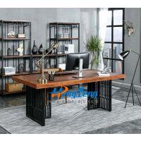 定制办公家具实木办公桌-J228