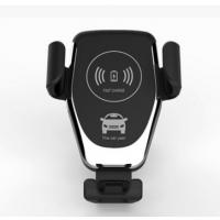 手机无线充电器重力汽车出风口快充USB车载充厂家批发Q12动力车载