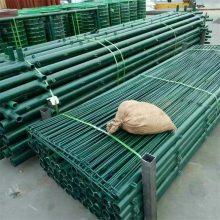 绿色勾花网护栏厂家 体育围网勾花网 篮球场围栏
