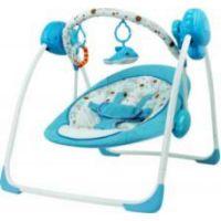 婴儿bb摇椅安抚躺椅音乐自动电动秋千室内