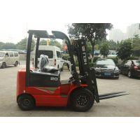 合力CPD20蓄电池平衡重式叉车特价处理 佛山电动叉车销售租赁维修