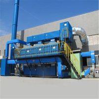 制药厂废气处理设备 RCO催化燃烧设备 活性炭吸附脱附设备
