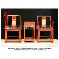 惠森古建定制古典中式实木餐椅