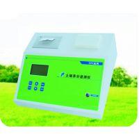 中西(CXZ特价)土壤养分速测仪(国产) 型号:SJ96-TPY-6PC库号:M403773