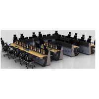 人民法院审判主控桌 智能指挥席电脑桌 部队监控调度平台厂家