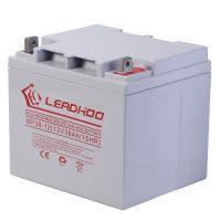 12V38AH胶体蓄电池 利虎电池 LEADHOO品牌