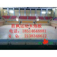 河南新乡胜枫运动木地板厂家,篮球木地板安装价格