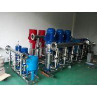 广东全一无负压变频恒压给水设备|QYBK 不锈钢水泵 工厂供水设备直销|小区高楼
