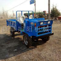 直销建筑工地专用四轮车液压助力方向盘 四驱工程车大马力运输车