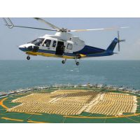 凯航供应 甲板防滑网 飞机平台安全网 CCS海洋平台防护网