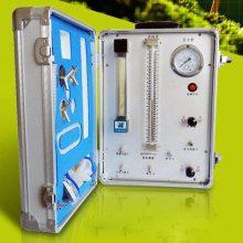呼吸器校验仪是正、负压型氧气呼吸器的多功能校验仪