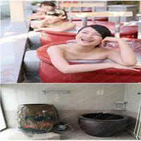 和天下陶瓷泡澡缸日韩式温泉浴场泡缸陶瓷洗浴大缸陶瓷洗澡缸厂家