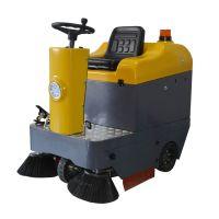供应西安小型驾驶式扫地机 工厂车间清扫灰尘用扫地车