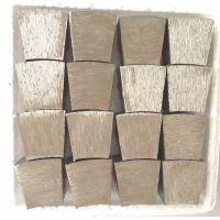 黄河汇达牌异型加厚加大磨块砂浆地面地坪研磨磨块25/20厂家直销热卖