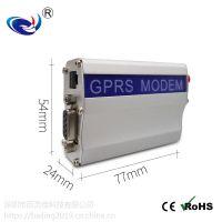 SIM7600CE RS232串口4G工业Modem 传输数据终端 单口猫