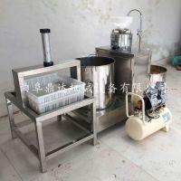 经久耐用花生豆腐机 健康养生食品机械美味豆腐机 水蒸气煮浆