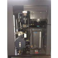 德盛兰7.5kw-22kw油冷永磁同步电机螺杆空压机