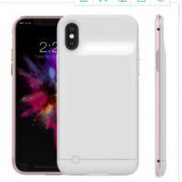 苹果x iPhone10背夹电池铝合金边框手机充电宝 进口电芯 苹果X