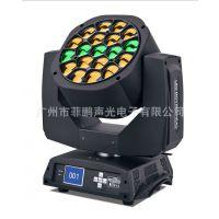 菲鹏声光FP-MW1915 19颗15W四合一RGBW大峰眼 LED调焦摇头光束灯