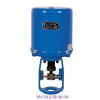 苏阀电动执行器厂家381LSC-160直行程开关式执行器配套支架