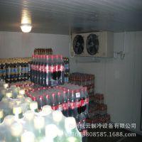 河南品牌冷库 郑州啤酒 乳制品 牛奶保鲜库 饮料冷库世云制冷