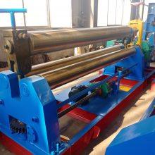 无塔供水专用新型卷圆机耐用环保小型卷圆机工厂