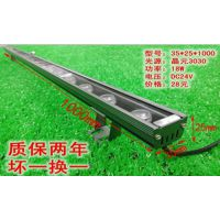 河南郑州18W传奇LED洗墙灯 户外广告牌灯具厂家