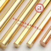 厦门国标Hpb59-1黄铜棒 无铅黄铜棒生产工厂