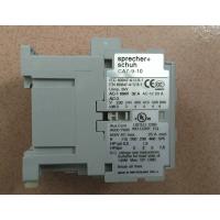供应瑞士Sprecher+Schuh斯普雷彻电机接触器CA7-9-10