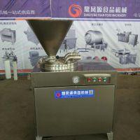 诸城市香肠灌肠机厂家 鼎凤源30型液压灌肠机 参数说明