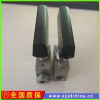 上海供应迷你型高压手动针阀 不锈钢手动截止阀/针阀批发销售