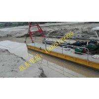 广西桂林6寸泵机械绞吸式抽沙船在河道中是怎样工作的