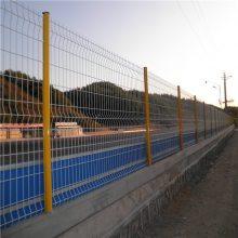 煤矿防护网 工厂外墙围栏网 隔离栅价格