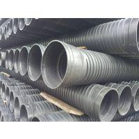 承插式HDPE塑钢缠绕管