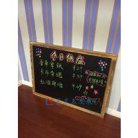 中山黑板升降式M宜城家用磁性单面黑板M儿童涂鸦板写字板