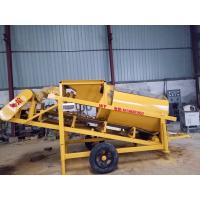 新型电动滚筒筛土机